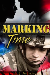 Marking Time cover LR