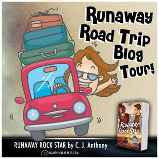 RunawayRockStar_Blog TourGraphic
